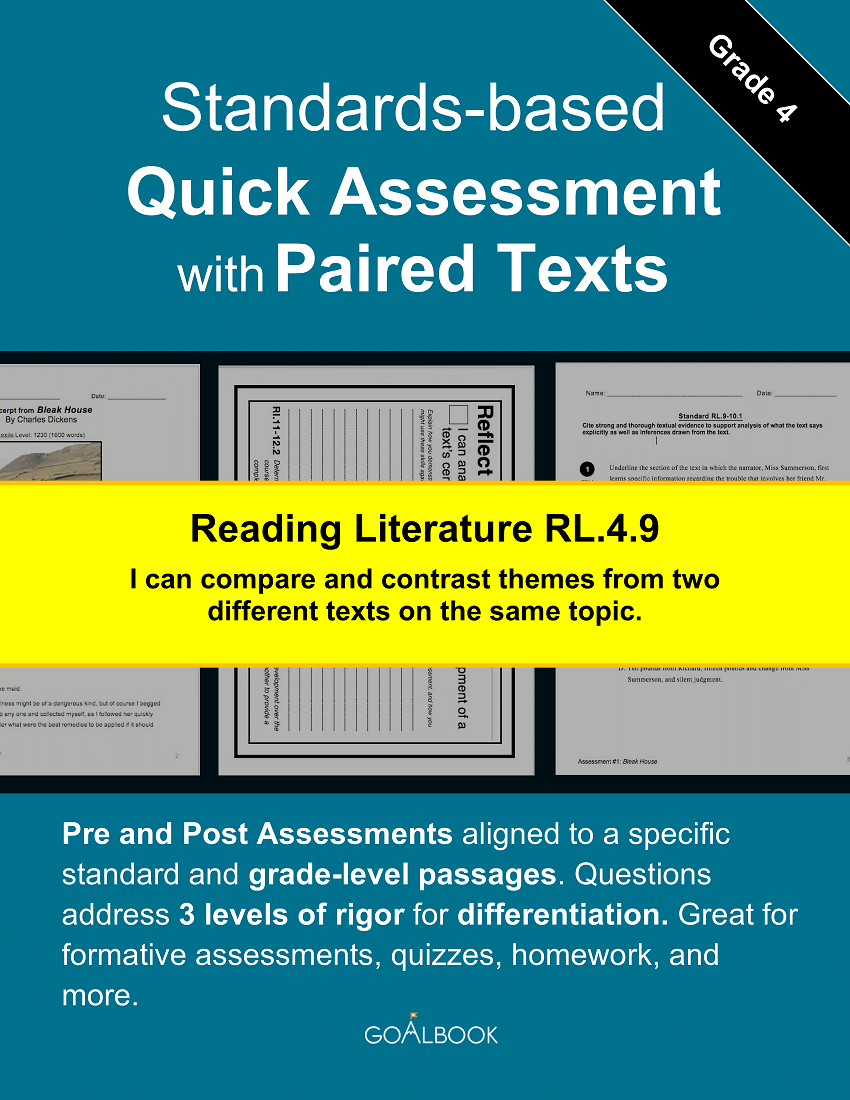 rl 4 9 compare similar themes and topics reading literature reading quick assessment rl 4 9