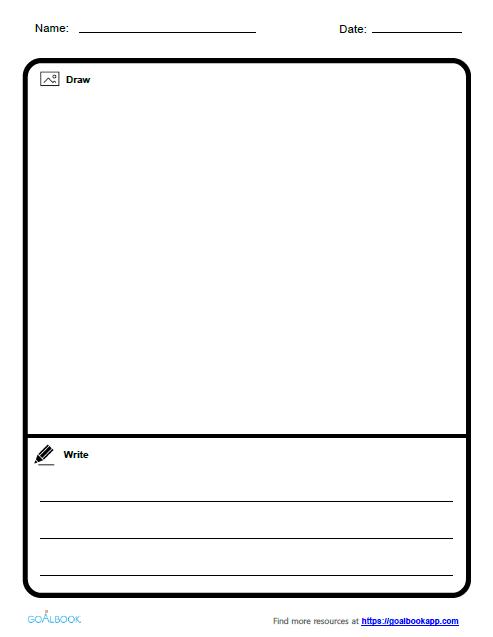 Student Journal Templates